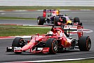 Ferrari boss admits Silverstone form not good enough
