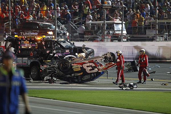 NASCAR fans hurt in Daytona crash lawyer up
