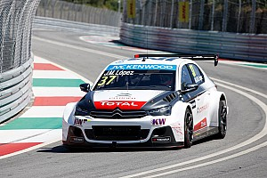 WTCC Qualifying report Lopez claims fourth pole of the season in Portugal