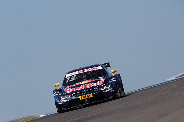 Da Costa takes first DTM pole
