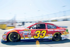 Derek White to make Sprint Cup debut at New Hampshire