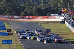 QR widens final turn ahead of V8s round