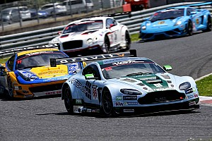 Craft-Bamboo Racing in close championship battle at Fuji