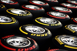 Formula 1 Breaking news Pirelli and Michelin pass FIA's opening F1 tyre supplier test