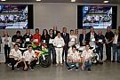 Varie Il Team Italia omaggia il motociclismo romano