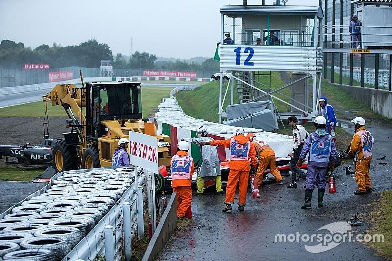 Revelan nueva información del accidente de Bianchi