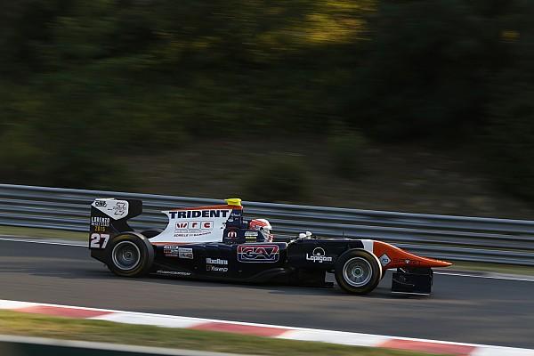 Hungaroring GP3: Ghiotto scores last-gasp pole