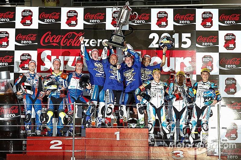 Smith y Espargaró vencen con Yamaha en las 8 Horas de Suzuka