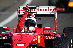 "Vettel: ""This victory is for Jules"""