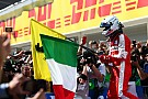 Após igualar Senna, Vettel dedica triunfo à memória de Bianchi