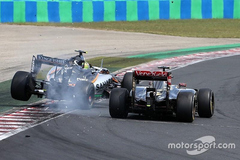 Regra é clara? Maldonado bate recorde de punições na F1