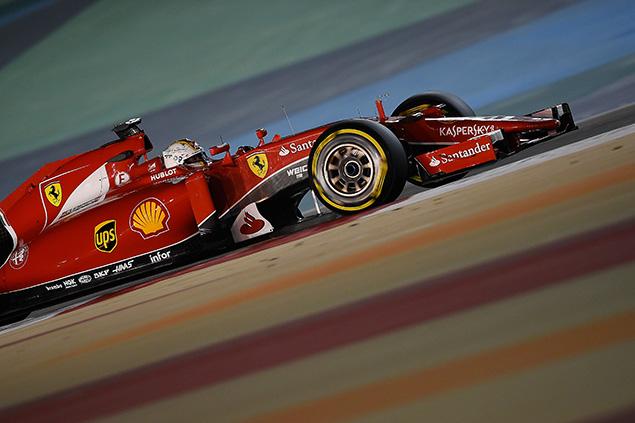 فيتيل وبيريز يخرجان من التجارب الحُرّة لسباق البحرين بدون عقوبة