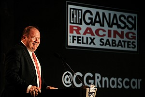 Kauffman buys into Chip Ganassi Racing