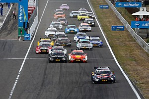 Scheider defends DTM performance weights