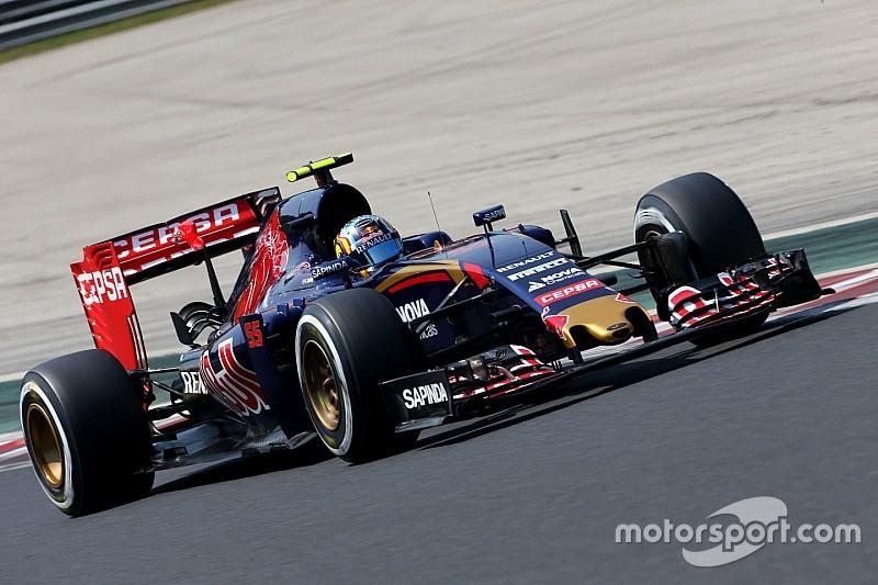 Toro Rosso prueba el arranque manual en Imola