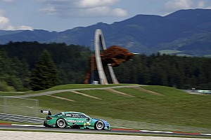 DTM Qualifying report Spielberg DTM: Mortara bags race one pole