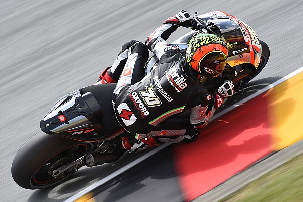 Aprilia confirms Bradl will race from Indianapolis