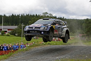 WRC Leg report Rally Finland Day 2: Latvala deals fearsome blow to Ogier's hopes