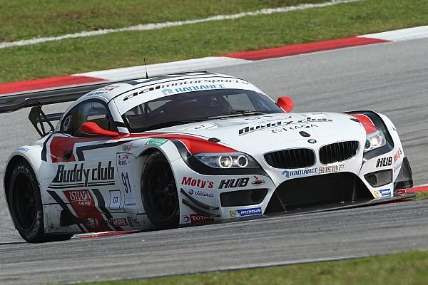 ALMS Breaking news Millroy returns to Asian Le Mans Series for 2015/16 title tilt