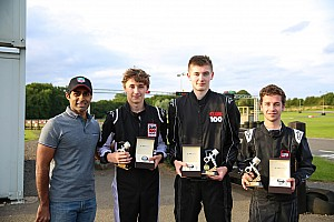 Kart Breaking news Chandhok's annual karting event