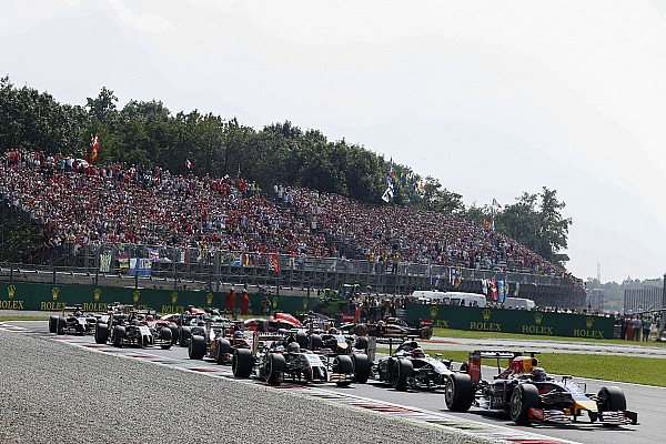 Saving Monza: Ex-drivers welcome bid to safeguard Italian GP