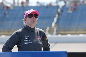 Mann back with Dale Coyne for Pocono