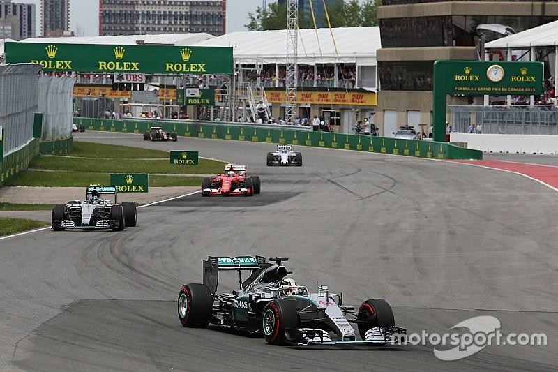 Wolff dice que la negatividad sobre la F1 no significó un desastre