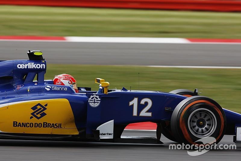 Sauber F1 team facing