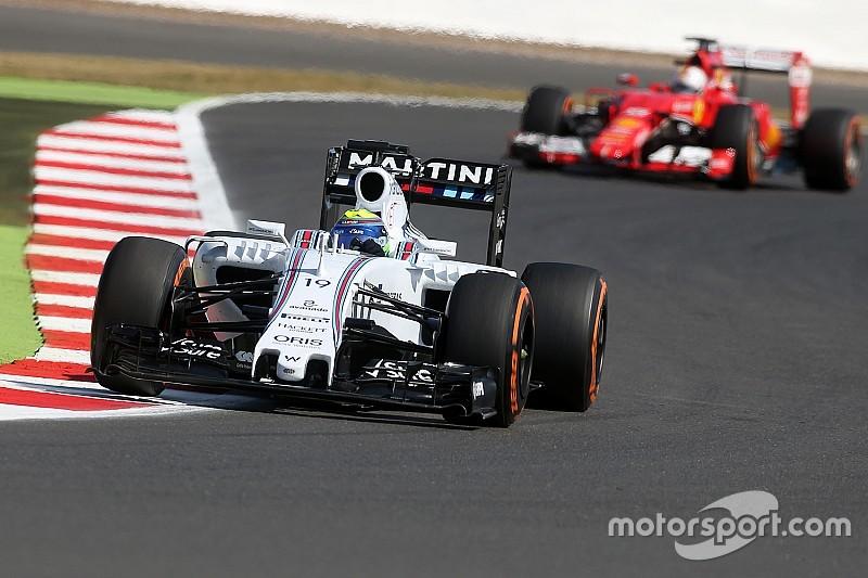 """Massa fala em """"trabalho perfeito"""" para bater Ferrari na segunda metade do ano"""