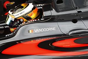 GP2 Practice report Spa GP2: Vandoorne sets practice pace on home soil