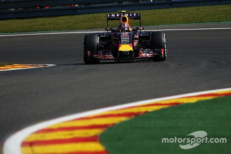 Daniil Kvyat y Red Bull hacen progresos