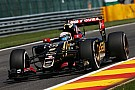 Grosjean gets five-place grid drop for gearbox change