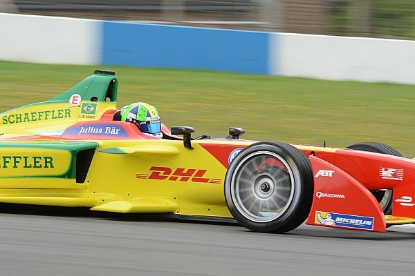 ABT, e-DAMS lead the way in Formula E testing