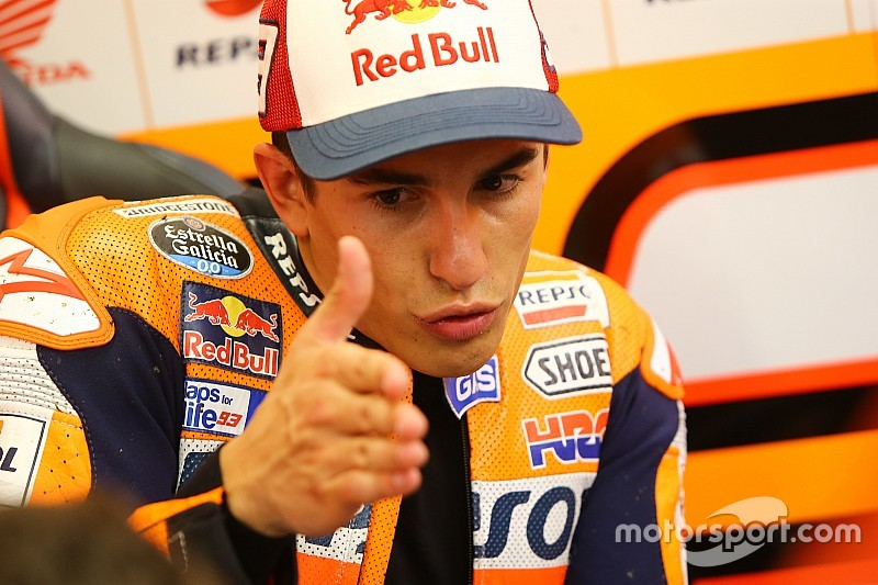Márquez, satisfecho con su resultado