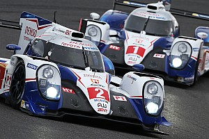 WEC Practice report Toyota Gazoo Racing gets going at Nürburgring