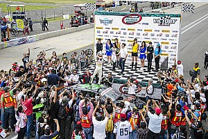 NASCAR Mexico Reporte de la carrera Irwin Vences se lleva su tercera victoria