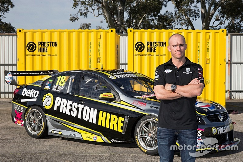 New paint for Holdsworth/Bourdais Commodore