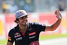 Sainz ve descontento a Fernando Alonso