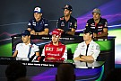 Italian GP: Thursday's press conference
