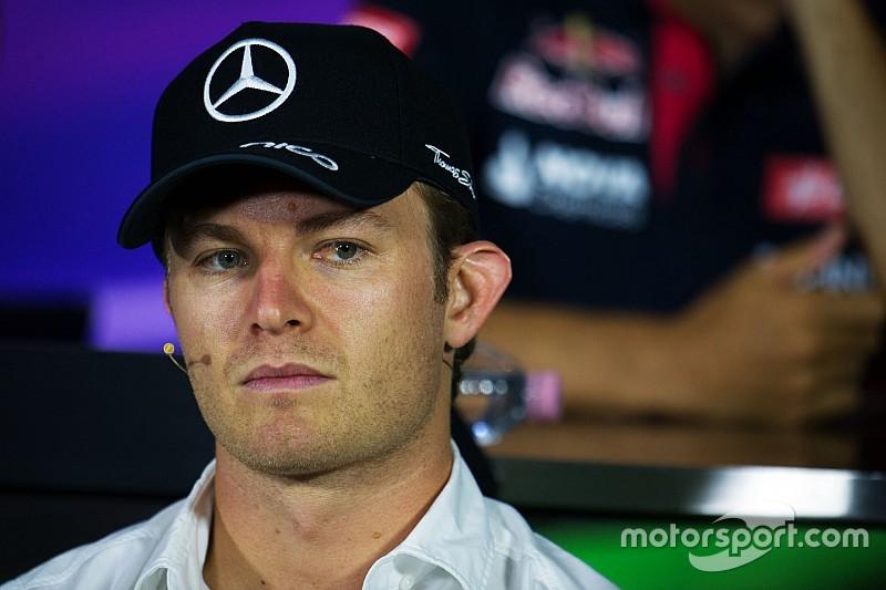 Rosberg considera que el título aún es posible