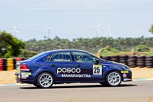 Reddy on pole for the first race of Vento Cup weekend