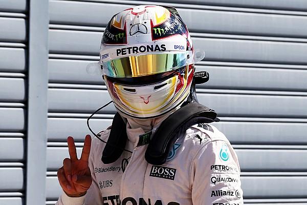Italian GP: Hamilton beats Raikkonen to Monza pole