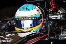 Alonso se resigna en Monza