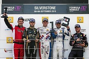 Fórmula V8 3.5 Últimas notícias Rowland vence em Silverstone; Fantin vai ao pódio