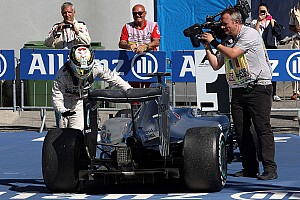 Formula 1 Breaking news Mercedes would welcome tighter tyre checking procedure