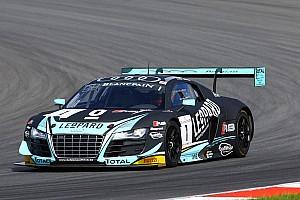 Blancpain Sprint Отчет о гонке Вантхор и Фрейнс упрочили лидерство в чемпионате