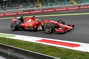 Formula 1 Breaking news Ferrari positive despite gap to Mercedes