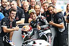Top MotoGP riders commend Zarco for staying in Moto2
