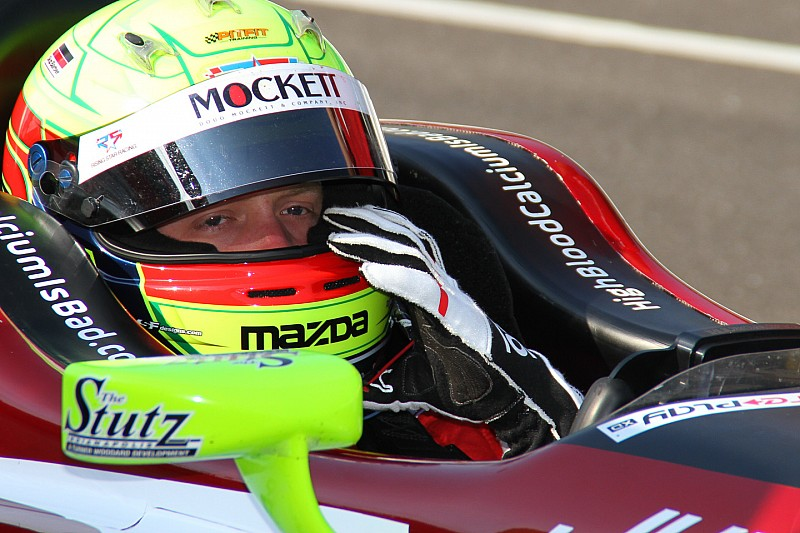 Pigot wins first Laguna Seca race, takes points lead