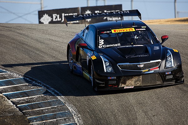 PWC Race report O'Connell and Cadillac take Pirelli World Challenge championship